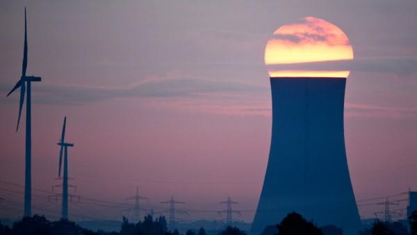 Kohlekraftwerk Mehrum bei Hohenhameln