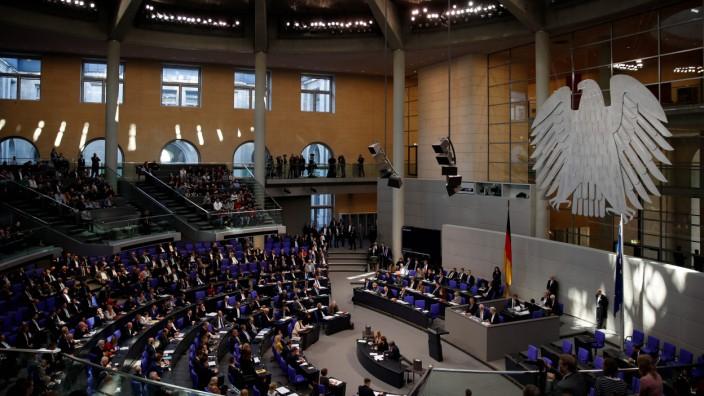 Bundestag: Debatte zur Organspende im Januar 2020