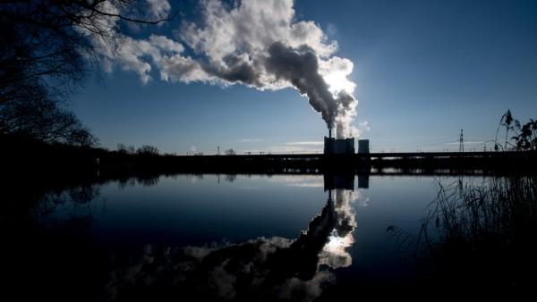 Braunkohlekraftwerk Schkopau