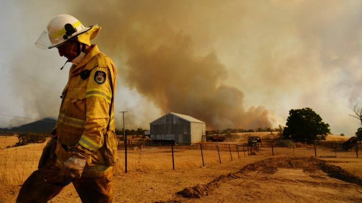 Buschbrände in Australien 2020