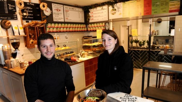 """Neuer Food-Market: Im """"Coucou Food Market"""" fühlt man sich fast wie im Urlaub."""