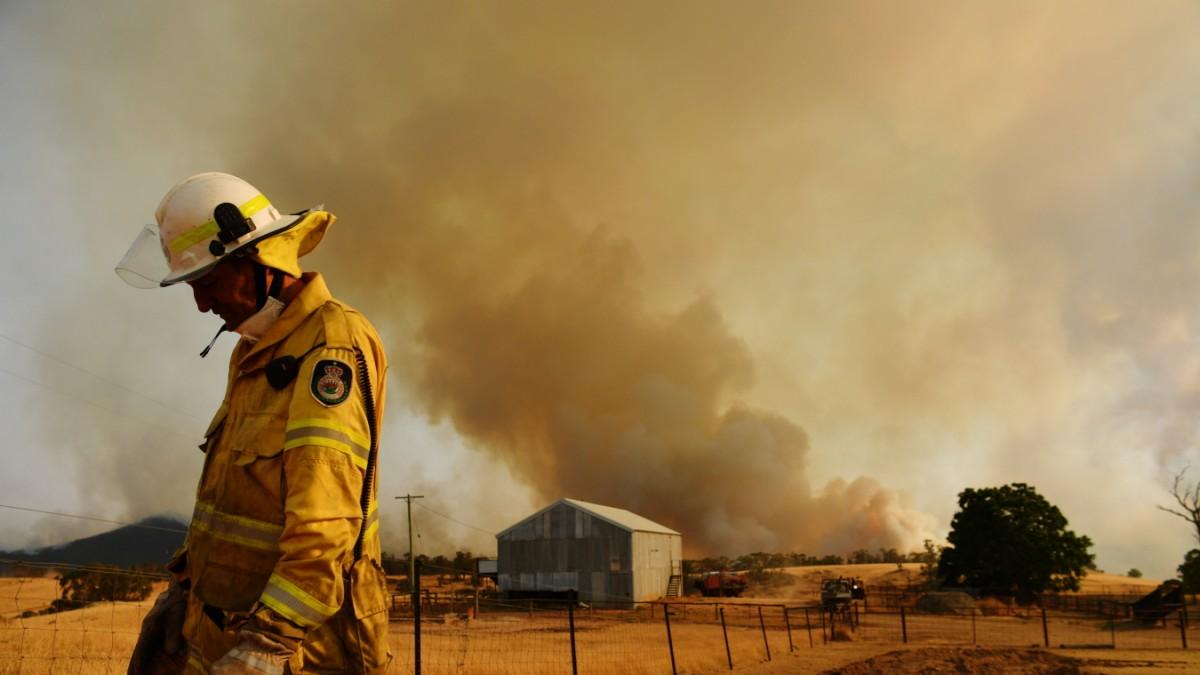 Australien: Medien leugneten zu lange den Klimawandel