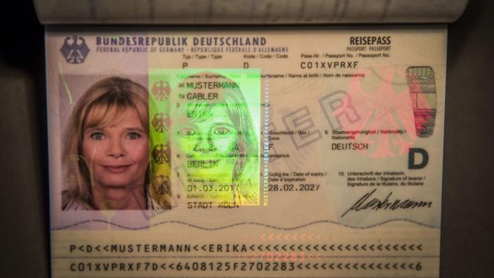 Passbilder bald nur noch im Amt