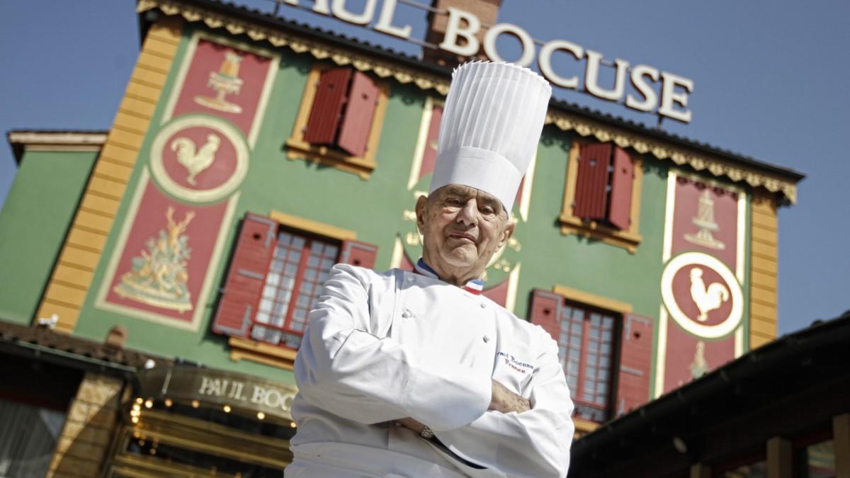 Restaurant von Paul Bocuse verliert dritten Stern
