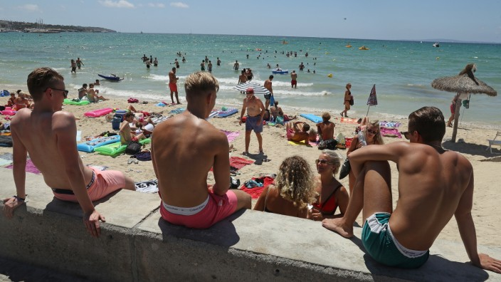 Mallorca Ballermann Urlaub Alkohol Verbote Verbot