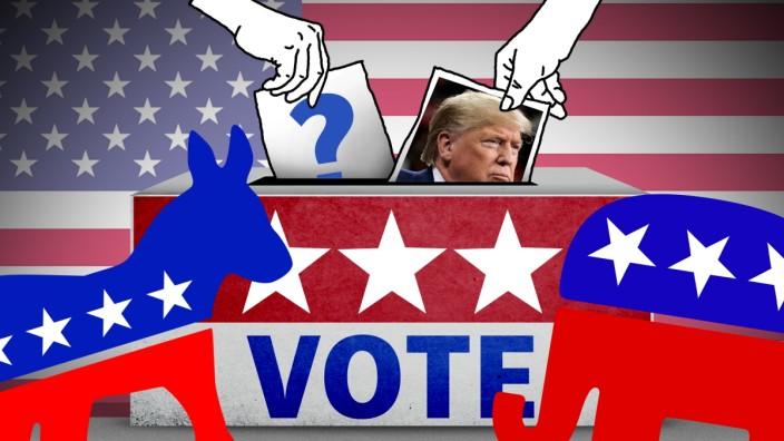 USA Vorwahlen 2020