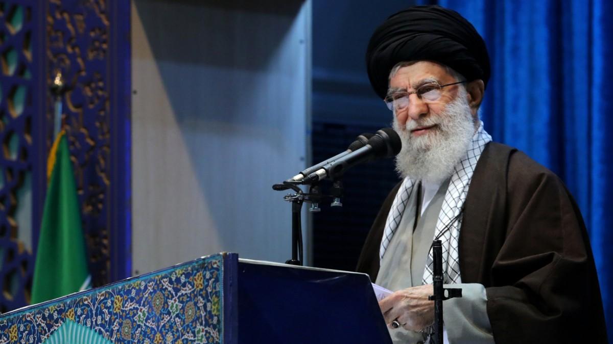 Chamenei warnt Iraner vor Trump und den Europäern