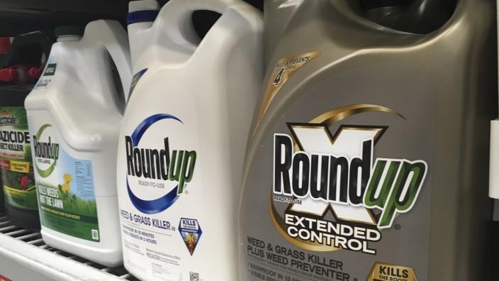 Glyphosat-Klagen gegen Bayer drastisch gestiegen