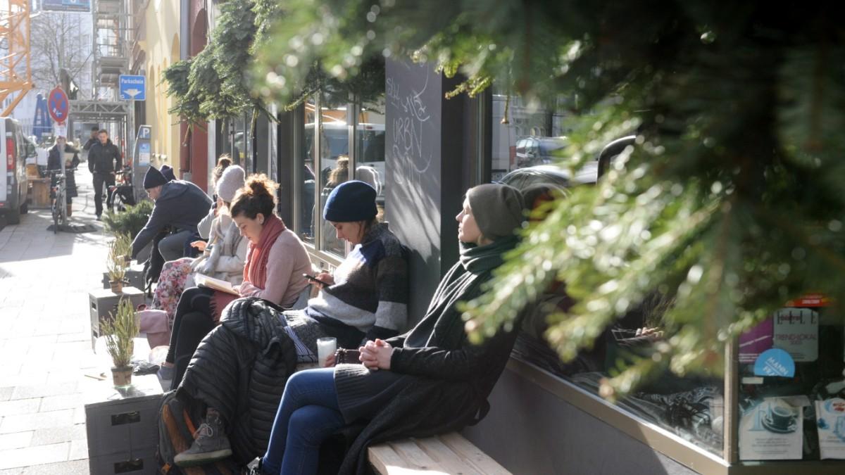 München: Der Winter ist bisher viel zu warm