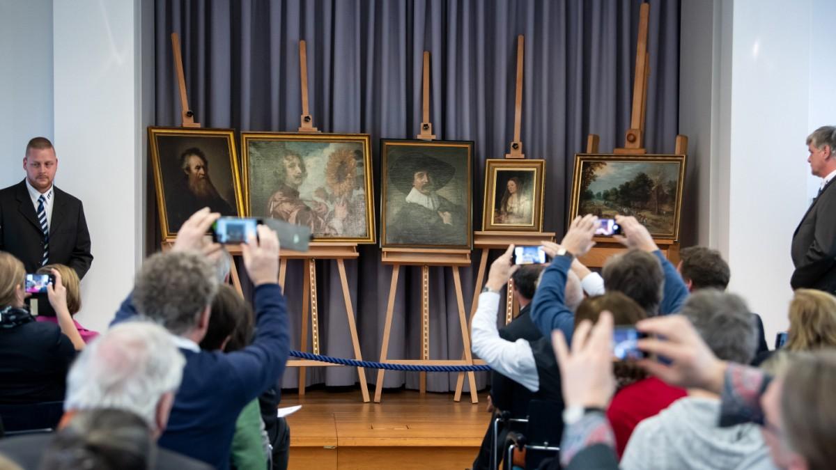 Kunstdiebstahl von Gotha - Kein Lösegeld