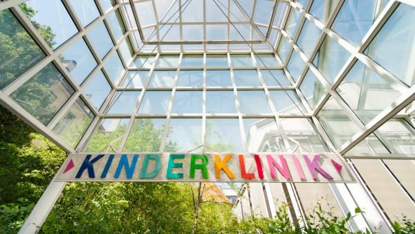 Kinderklinik im Schwabinger Krankenhaus in München, 2018
