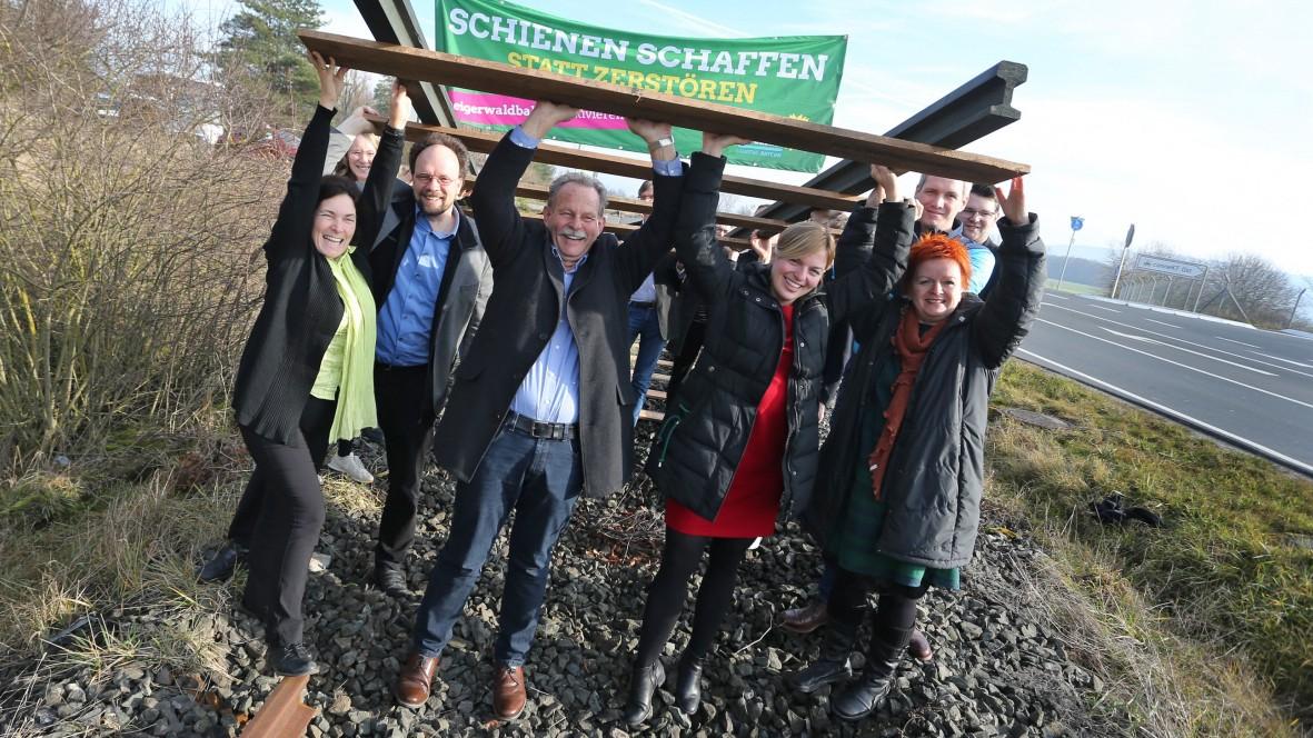 Würzburg: Grüne wollen weniger Autos auf den Straßen