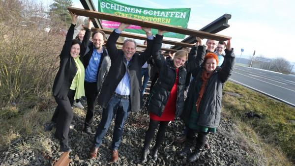 Klausur der bayerischen Grünen-Landtagsfraktion