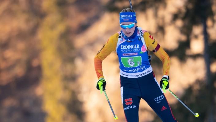 Biathlon Weltcup Ruhpolding - Staffel Frauen