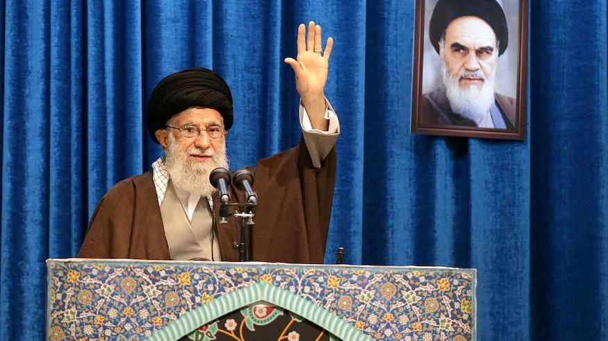 Iran: Wenn der Ayatollah selbst predigt, wird es ernst