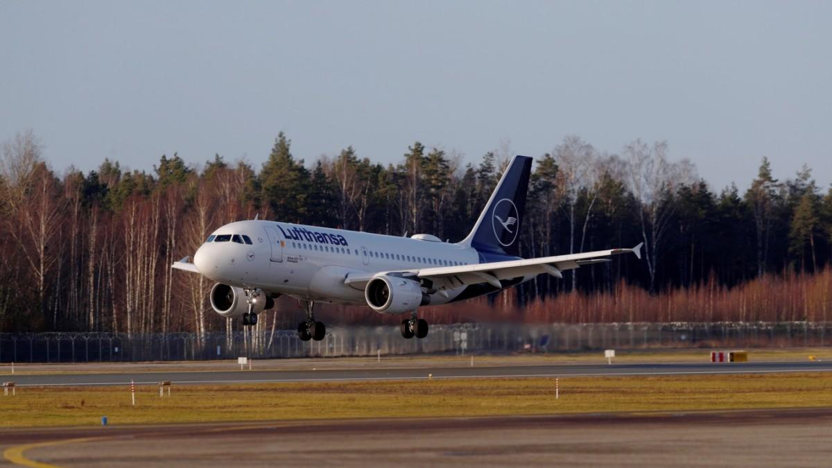 Luftfahrt - UFO streikt erneut bei der Lufthansa