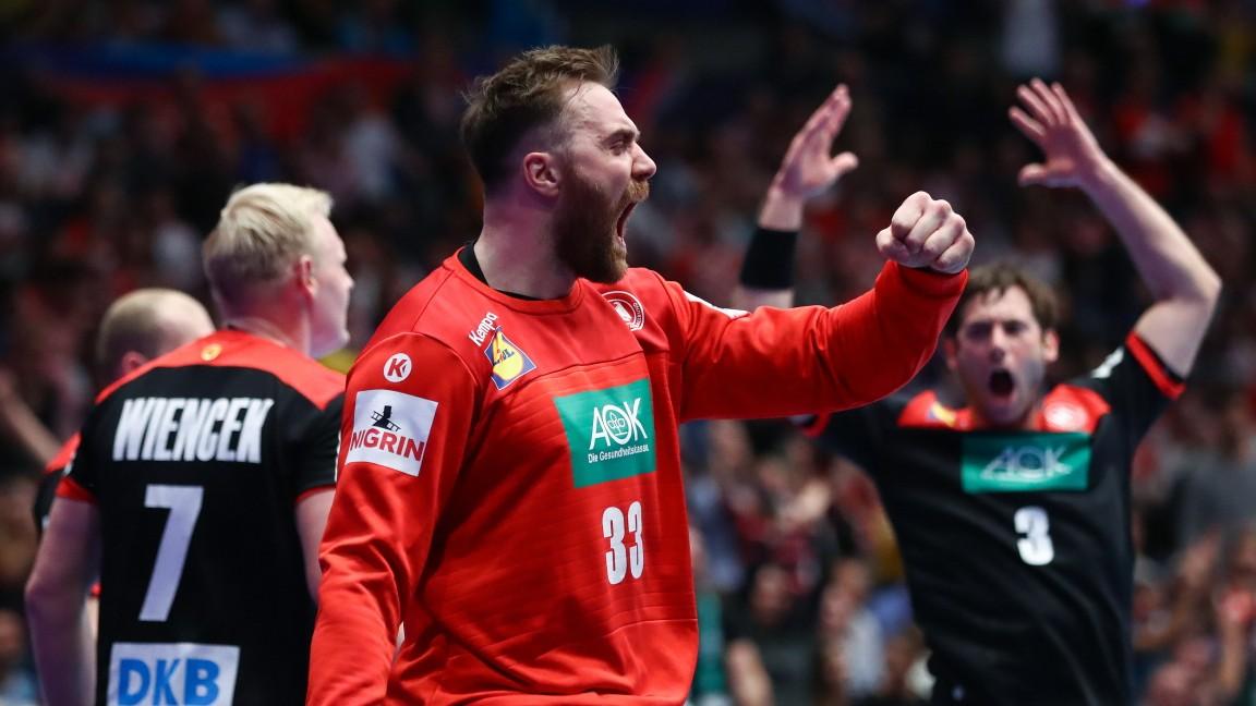 Deutsche Handballer verlieren Krimi gegen Kroatien