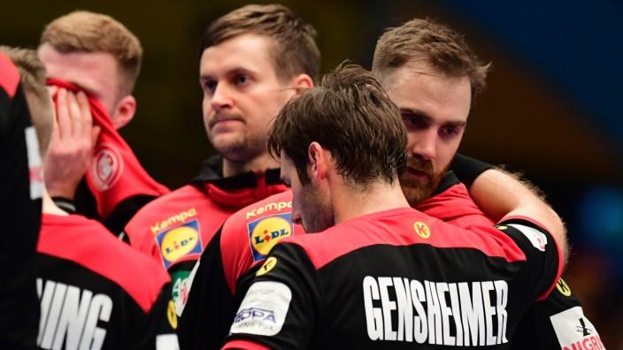 Handball EM: Kroatien - Deutschland