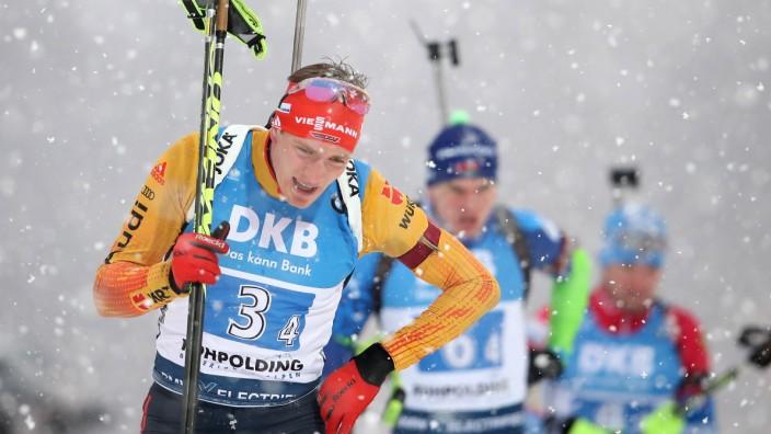 BMW IBU World Cup Biathlon Ruhpolding - Men 4x7.5 km Relay Competition