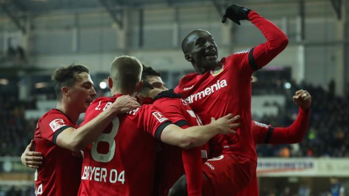 SC Paderborn 07 v Bayer 04 Leverkusen - Bundesliga