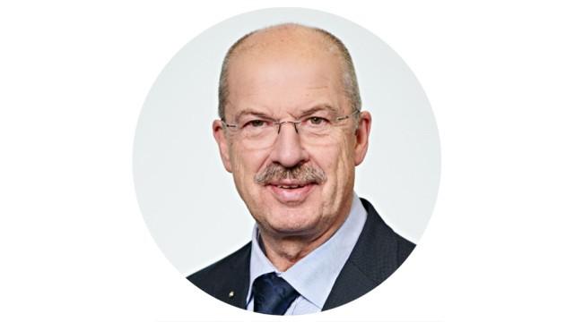 Flüge über Krisengebiete: Georg Fongern