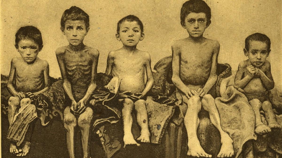 Holodomor: Millionen verhungern in Stalins Sowjetunion