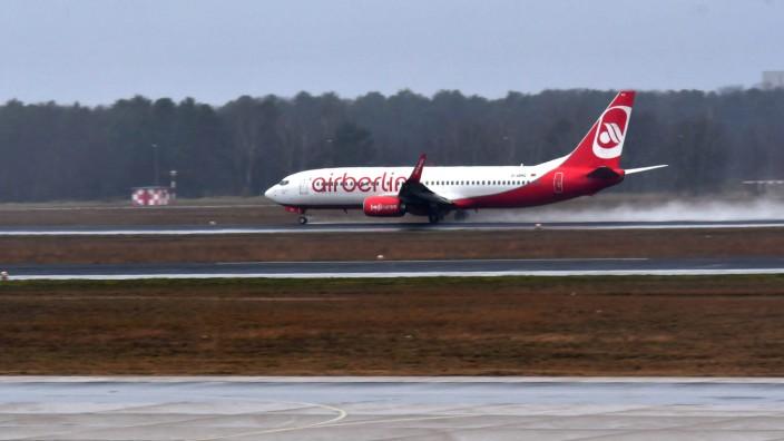 'Air Berlin' fliegt doch noch