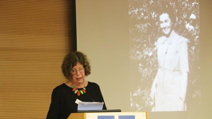 Delegation aus Dachau in Israel zur Feier v. Greta Fischer