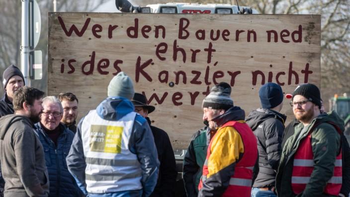 Bauernprotest - Deggendorf
