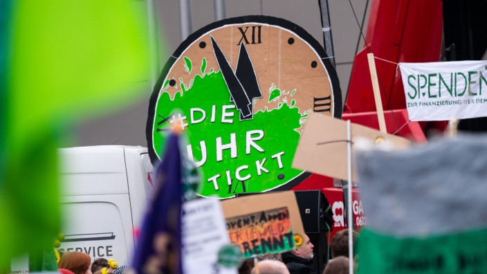 Fridays For Future in Mainz