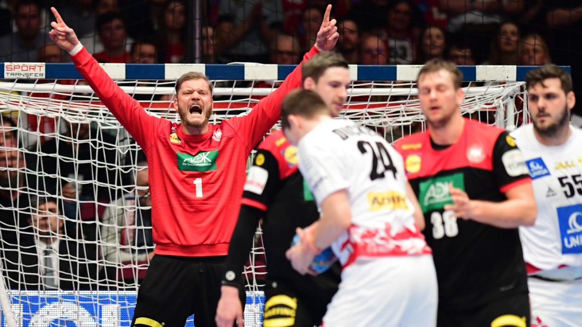 Handball-EM: Jetzt geht es für Deutschland um Platz 5