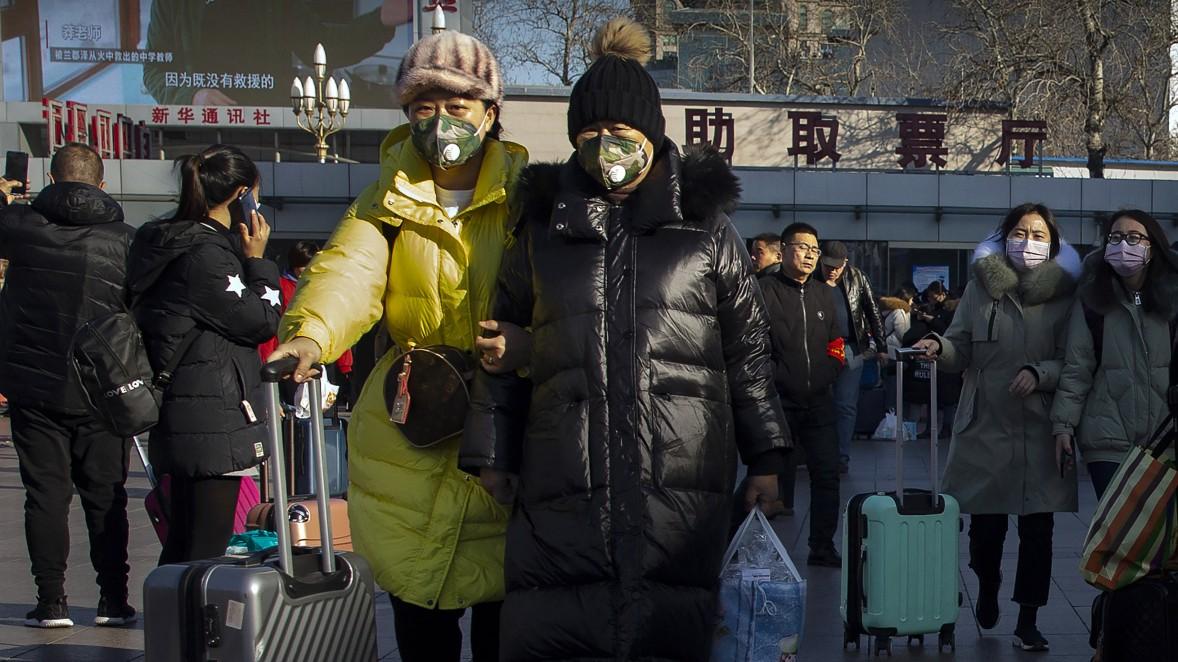 Coronavirus: Zahl der Infektionen in China steigt