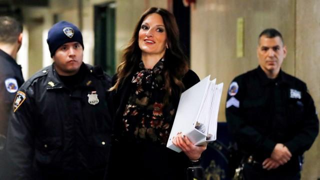 Fall Weinstein: Anwältin Donna Rotunno vertritt Harvey Weinstein