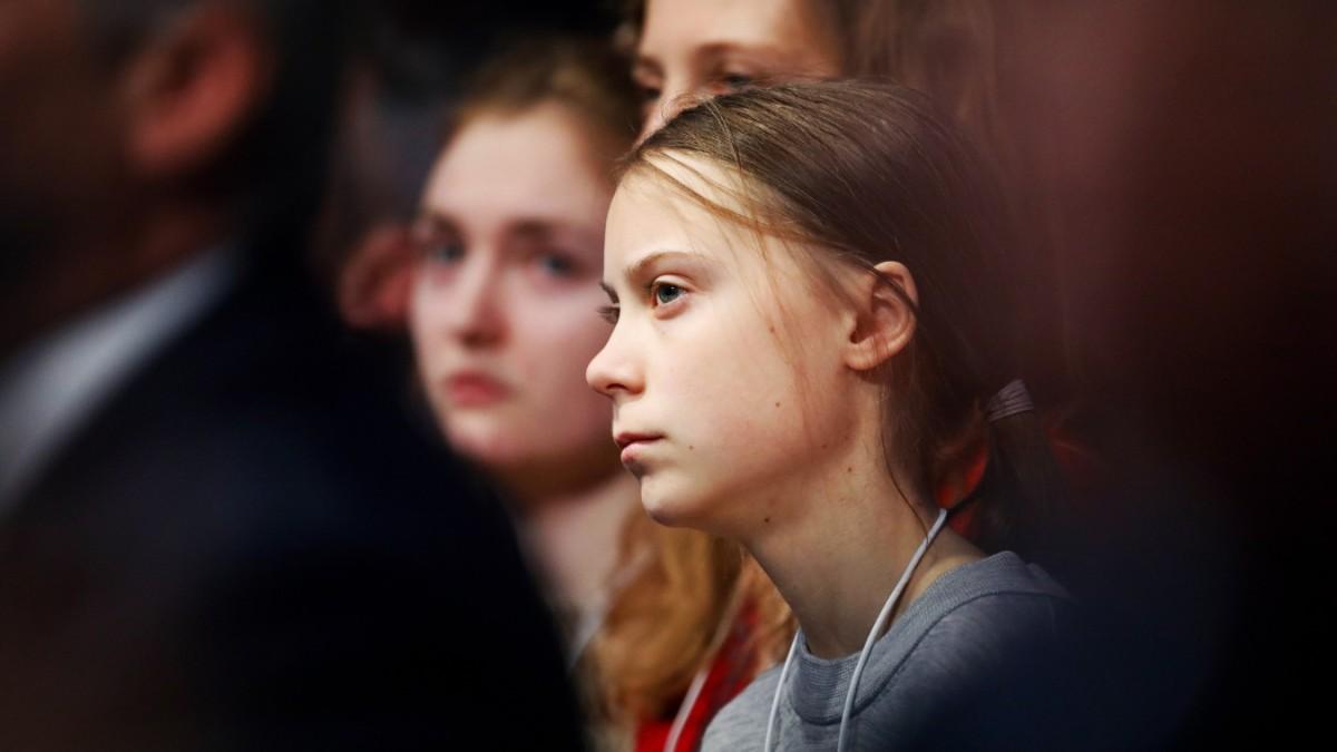 Davos 2020: Greta Thunberg ist zu pessimistisch