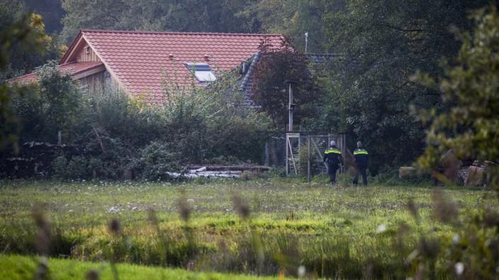 Niederlande: Familie soll jahrelang im Keller gehaust haben