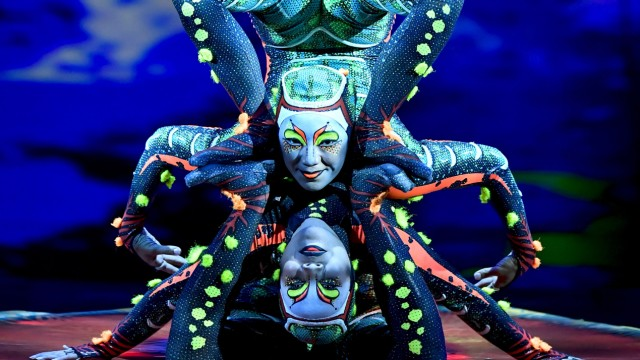 "Cirque du Soleil Show ""Totem"""