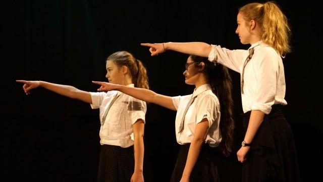 Schultheaterfestival Pasinger Fabrik
