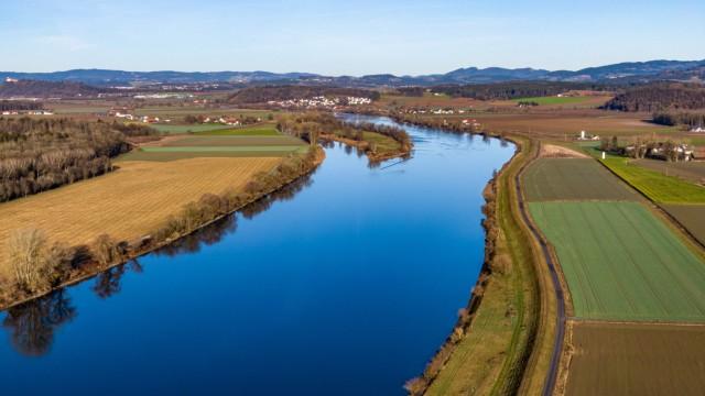 Donauausbau zwischen Straubing und Deggendorf