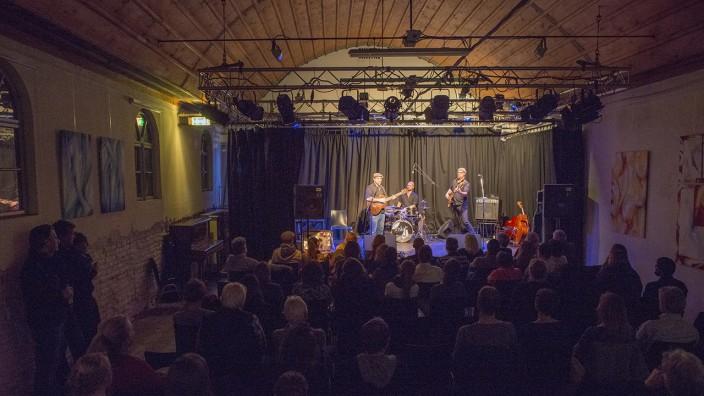 Internale Laim  2015 im Interim Phil Vetter und Band