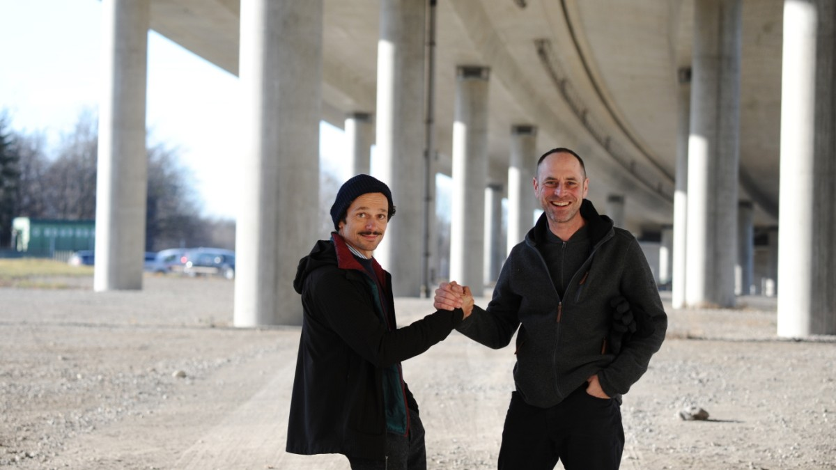 München-Freimann: Zwischennutzung an A9 geplant