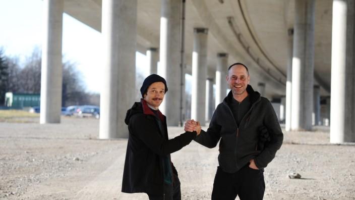Der Clubbetreiber des Harry Klein und der Chef des Café Kosmos haben in München-Freimann unterhalb der Autobahn Großes vor.