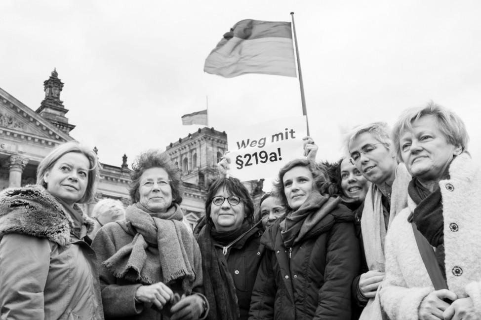 Petition zum Abtreibungsrecht