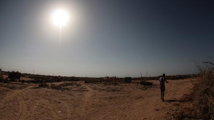 Klimawandel in Afrika: Neue Dimension der Bedrohung