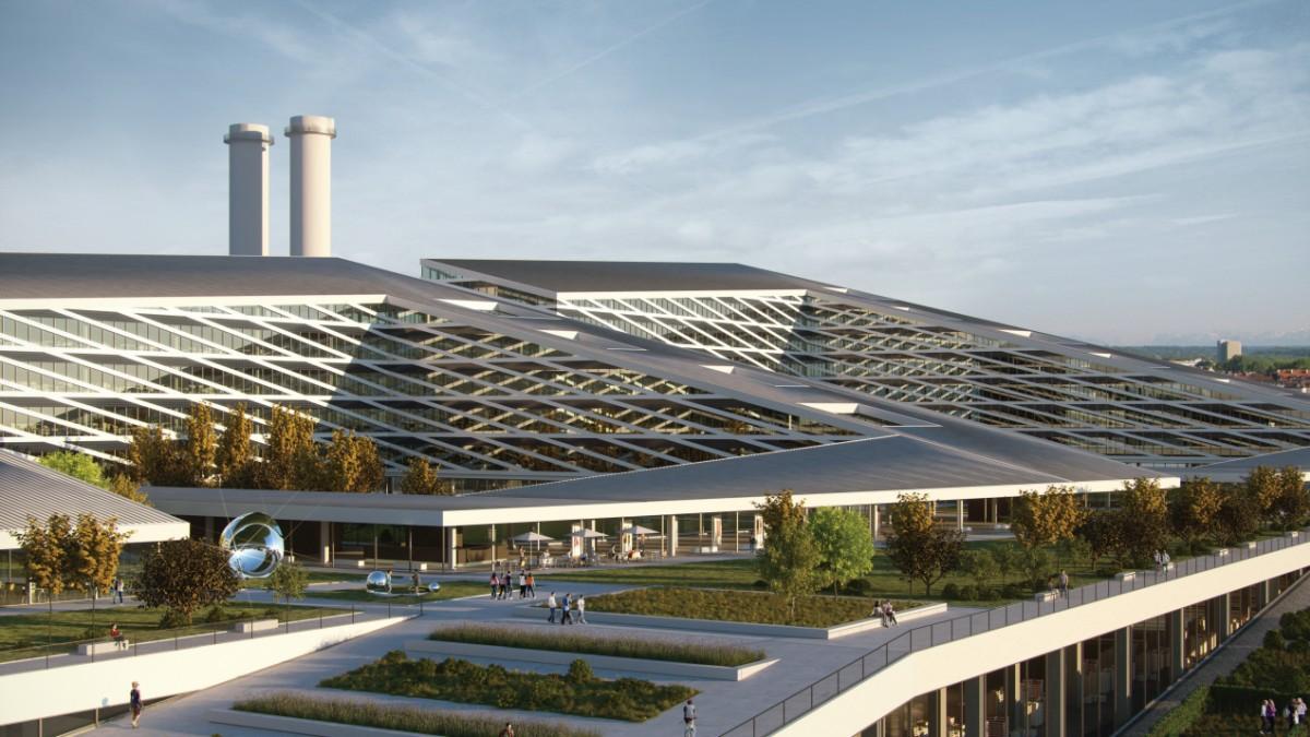 München: Lob und Kritik für Großmarkthallen-Pläne