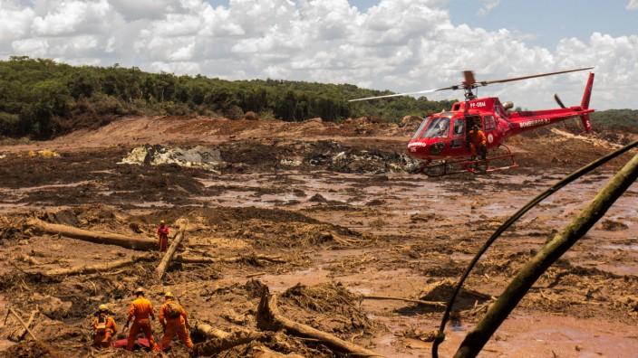 Dammbruch in Brasilien - 1. Jahrestag