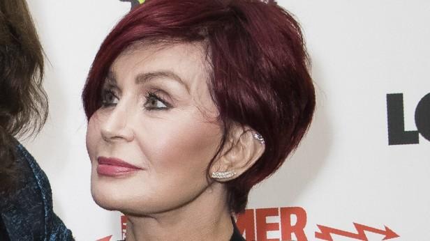 Ozzy Osbourne mit seiner Frau Sharon 2018 in London