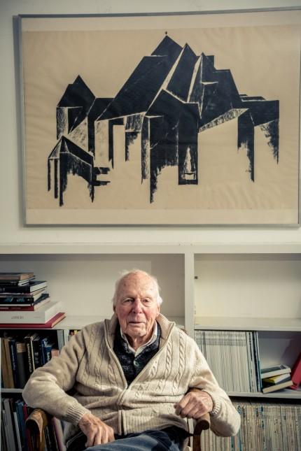 Architekt Gottfried Böhm wird 100 Jahre alt