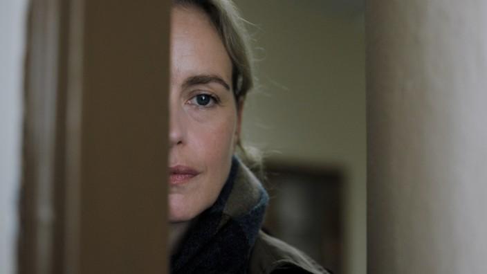 "Nina Hoss in ""Das Vorspiel""."