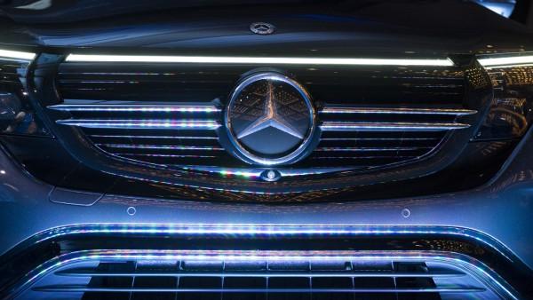 Mercedes-Benz And Daimler's Ola Kallenius Participates In Discussion At Economic Club