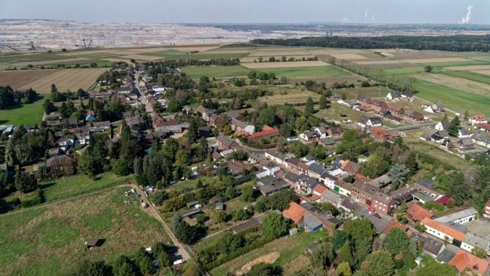 RWE: Morschenich am Hambacher Forst kann bleiben